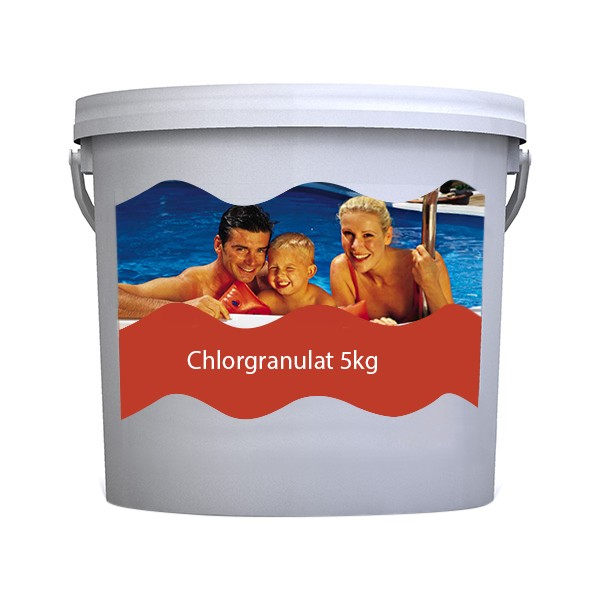 Chlorgranulat 5 kg