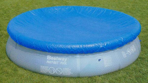 quick up pool ringpool abdeckplane f r rund pool 5 40m f r 26 99. Black Bedroom Furniture Sets. Home Design Ideas